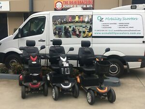 Ozrider Bt403 (summit K2 ) 4wheel Mobility Scooters