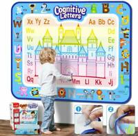 Aqua Magic Doodle Mat 40 X 32 Inches Extra Large Water Drawing Dood...