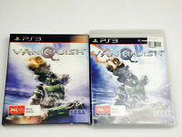 Mint Disc Playstation 3 Ps3 Vanquish  Free Postage