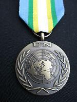 BRITISH ARMY,PARA,SAS,RAF,RM,SBS - UN Military Medal & Ribbon SUDAN 2007 - F/S