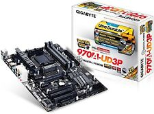 Gigabyte 970A-UD3P AMD AM3+ ATX Motherboard USB 3.0, SATA 3 and CrossFireX
