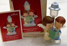 HALLMARK KEEPSAKE ORNAMENT ANNIVERSARY EDITION HEAVENLY CAROLS MARY'S ANGELS MUS