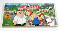 Family Guy Monopoly Board Game 2006 Collectors Edition Sealed