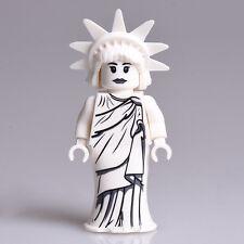 I Heart New York Statua della Libertà Custom minifigura Lego Mini Figura si adatta