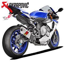 Akrapovic Yamaha YZF-R1 2015-2017 Titanium Evolution Line Kit Full Exhaust