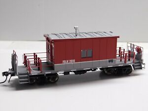 HO Scale - Bluford Shops - Finger Lakes Transfer Caboose Train Car FGLK #201R