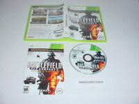 BATTLEFIELD BAD COMPANY 2: ULTIMATE EDITION game complete for Microsoft XBOX 360