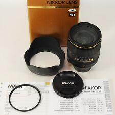 Nikon AF-S VR Nikkor 24-120mm f/4,0G IF ED Nano/neuwertig // vom Fotofachhändler