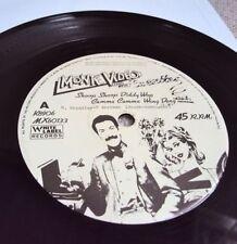 Near Mint (NM or M-) New Wave Single Pop Vinyl Music Records