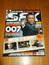 SFX #227 NOVEMBER 2012 US MAGAZINE SKYFALL DOCTOR WHO