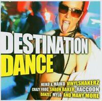 DESTINATION DANCE - VARIOUS ARTISTS [CD]