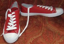 MOSSIMO Red canvas sneaker 9 (MF-002)