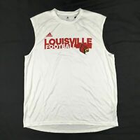 NEW adidas Louisville Cardinals - Short Sleeve Shirt (Multiple Sizes)