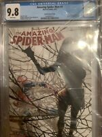 CGC 9.8 Amazing Spider-Man 4 Ramos Variant 1:10 1st Silk Spiderverse Movie HOT!!