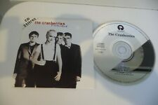 THE CRANBERRIES CD SINGLE CARDSLEEVE ZOMBIE. FRENCH PRESS.