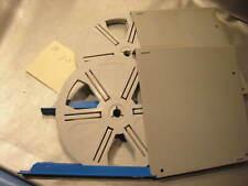 8 mm Film 2 Filmspulen in Stocko Schuber für je 120 Meter.D.80.Film Reels