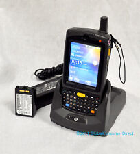 MC75 MC7598-PUFSKQWA9WR 1D Motorola Barcode Scanner VERIZON +CRADLE +WARRANTY