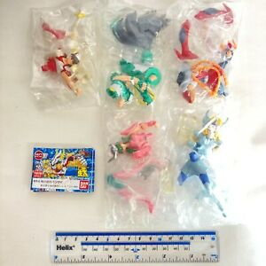 HGIF Gashapon Mini Figure Saint Seiya Set of 5 Bandai Japan