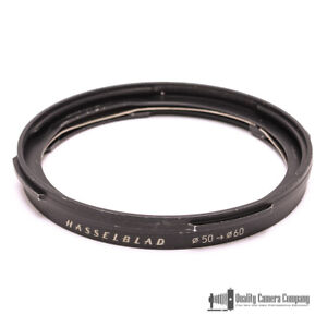 Hasselblad B50 to B60 Filter Step-Up Ring Catalog #40711 Nice