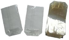Nr.4110- 100St. 18x26cm+Lasche Zellglasbeutel Cellophan Beutel Tüten Klarsicht