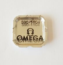 Omega 590 # 1104 Fare clic su nuova fabbrica Sigillato Originale Swiss