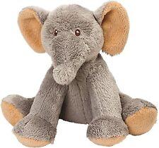 Ezzy Elephant Sitting Cuddly Rattle New Baby Safe Toy Birth Christening 10076