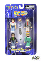 Back to the Future Minimates Return to Hill Valley 1985 Box Set