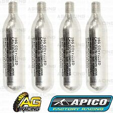 Apico Co2 Frascos Recargas De Cartuchos Para Apico Portátil Neumático Inflador Amarillo
