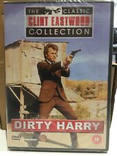 Dirty Harry R2 DVD New & Sealed