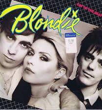 Blondie – Eat To The Beat – Chrysalis CDL 1225 – LP Vinyl Record