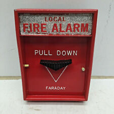 FARADAY 10123-1 Fire Alarm Pull Station Conventional