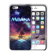 Moana Iphone 4s 5 SE 6 6s 7 8 X XS Max XR 11 Pro Plus Case Cover 04