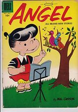Angel #6 VG- 3.5 1956 Dell See My Store