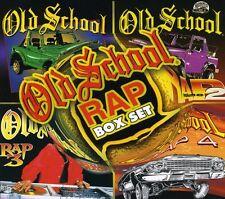 Various Artists - Old School Rap 1-4 / Various [New CD] Ltd Ed