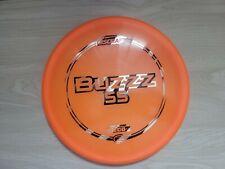 Discraft Buzzz Ss - Z - Orange with Zebra Stamp - New - 177+g