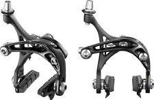 Campagnolo Potenza Dual Pivot Brakes Brakeset Calipers : Black Br17-Pobdp