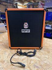 """Orange Crush Bass 50-Watt 12"""" Bass Amp Combo 50BXT"""