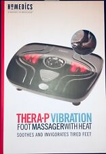 HOMEDICS Vibration Foot Massage Roller Massager with Heat Brand New !!!!!!!!!!!
