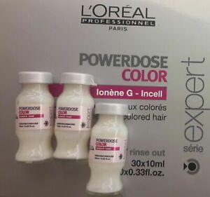 L'Oreal Serie Expert Powerdose Color 10ml x 3 vials