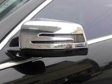 Mercedes W221 S Class Chrome wing mirror covers FROM 06/2009 S350 S550 S63 S65