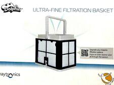 More details for maytronics dolphin pool cleaner ultra fine filtration basket 9991460