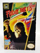 2013 SDCC Excl NECA Friday the 13th Jason Voorhees Video Game Version AF MIB