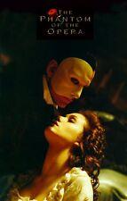 THE PHANTOM OF THE OPERA Movie Promo POSTER E Gerard Butler Emmy Rossum