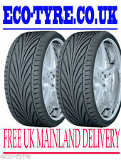 2X Tyres 195 45 R14 77V TOYO Proxes T1R Performance road legal Tyre F C 70dB