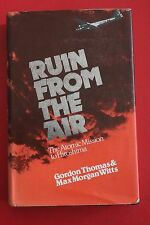 RUIN FROM THE AIR Gordon Thomas & Max Morgan Witts - Hiroshima (HC/DJ, 1977)