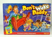 Don't Wake Daddy My First Games 2001 Kids Family Game Compete with Hat
