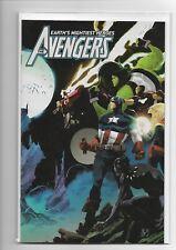 Avengers #14 Scalera 1 for 25 Variant Marvel Comic