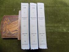 PHILOSOPHIE FONDAMENTALE Jacques BALMES 3 tomes 1852 Néothomisme Scolastique