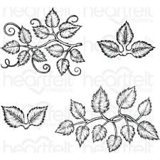 Heartfelt Creations Stamps ~ LEAFY ACCENTS ~ HCPC3835