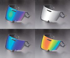 ARAI VAS-V Mirror Shields •Corsair-X Quantum-X Signet-X Regent-X Defiant-X